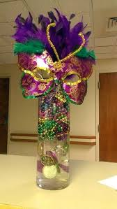 mardi gras centerpieces mardi gras table decorations multicolored decorations for party on