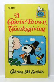 a brown thanksgiving book snoopn4pnuts