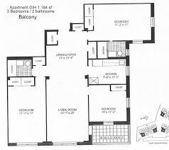 Parkview Floor Plan Parkview Ny