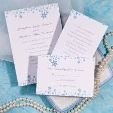 inexpensive wedding invitations inexpensive winter wedding invitations to inspire you elite
