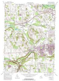 State Of New York Map by New York Topo Maps 7 5 Minute Topographic Maps 1 24 000 Scale
