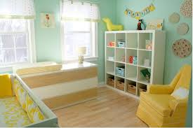 deco chambre mixte peinture chambre bébé mixte