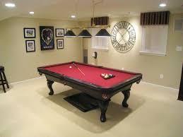 Billiard Room Decor Pool Table Room Ideas Enjoyable Room Ideas Remarkable