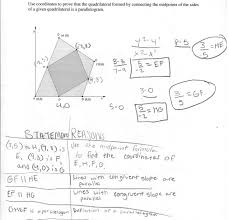Area Of Irregular Polygons Worksheet Midpoints Of Sides Of A Quadrilateral Students Are Asked To Prove
