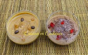 grammage cuisine surprenantes crèmes à la butternut au café ou au chocolat cuisine