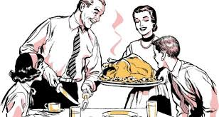 celebrating thanksgiving in a different country where no one