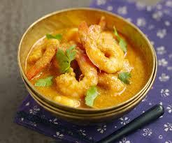 cuisine au lait de coco curry de crevettes lait de coco recettes rapide cyril lignac