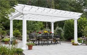 Pre Built Pergolas by Pavilions Pergolas U0026 Gazebos From American Landscape Structures
