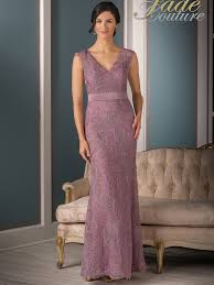 Mother Of Bride Dresses Couture by Jade Couture K188009 V Neck Floor Length Mother Of The Bride Dress