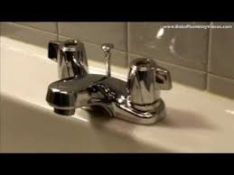 Replace Delta Faucet Stem How To Replace Delta Style Stems And Seats Cartridge Faucet Repair