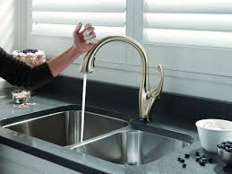 no touch kitchen faucets sink faucet touch kitchen faucet with regard to amazing touch