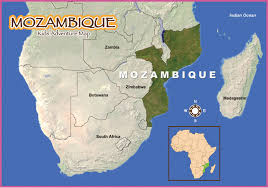 Mozambique Map Tanner Goes To Mozambique July 2016