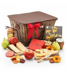 miami gifts delivered by gifttree artisan fruit and cheese gift