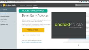 android studio install how to install android studio 3 0 canary 1 alongside