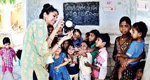 lens turn students into storytellers the new indian express