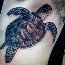 tattoo tribal turtle 100 turtle tattoos for men hard shell design ideas