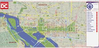 Washington Dc Attractions Map Dc No Films No Representation U2013 Movie Time Guru