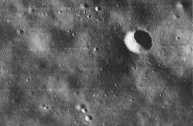 Moon Flag From Earth Apollo 14 Image Library