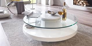 glastische wohnzimmer alva glastisch wohnzimmer tisch in weiß und glas erstaunlich