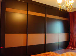 Home Decor Sliding Wardrobe Doors Wardrobes Sliding Fitted Ikea Brimnes Wardrobe With 3 Doors Black