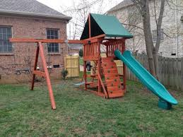 Backyard Adventure Playset by Swingsets And Playsets Nashville Tn Expedition Acadia Play Set