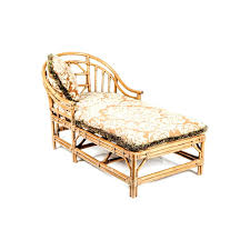 White Wicker Chaise Lounge Clearance Chaise Cushioned Rattan Chaise Lounge Wicker Cushions