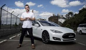 your next uber driver could be driving a tesla afr com