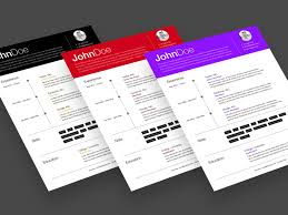 Resume Templates Downloads Free Resume Templates Sketch Freebie Download Free Resource For