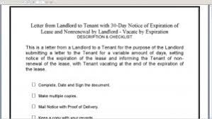 cover letter backgrounds landlord to tenant day notice of