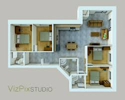 vizpix studio 3d architectural visualization and animation