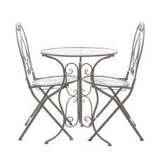 arredo giardino on line set tavolo e 2 sedie da giardino in ferro tavoli giardino