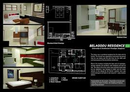 interior design portfolio templates designer ppt company
