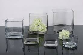 Clear Glass Square Vase Glass Flower Vase Glass Flower Vase Suppliers And Manufacturers