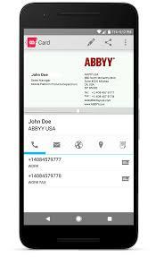 Business Card Reader Scanner Business Card Reader Pro Business Card Scanner V4 7 621 Paid