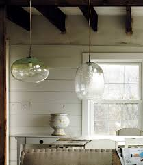 Diy Glass Pendant Light Bubbled Orb Pendant