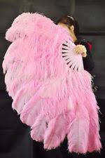 burlesque feather fans burlesque fan ebay