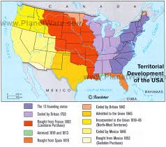 usa map louisiana purchase louisiana purchase exploration routes 18041807 map mapscom