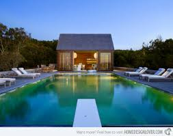 swimming pool houses designs 1000 ideas about pool house designs