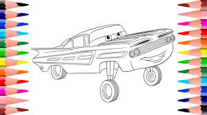 coloring disney pixar cars painting ramone cars coloring pages