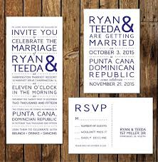elopement invitations reception after eloping invitations printable elopement reception