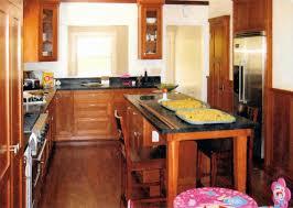 Craftsman Kitchen Cabinets Primarily Wood