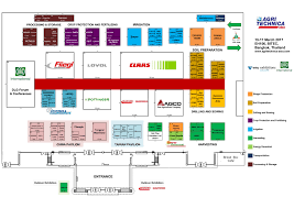 Bag End Floor Plan Agritechnica Asia 2018 Asia U0027s Exhibition For Agriculture