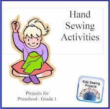 kids sewing supplies