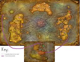 Stormwind Map Map Development The Scourging Of Azeroth Hive