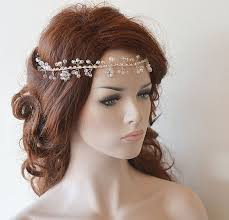 hair accessories for wedding wedding headband bridal hair vine bridal headband bridal hair