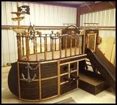 Pirate Ship Bunk Bed Why Goddddddddddd Now I Gotta Find Like 3k To Get This Bed For