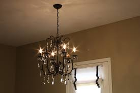 Celeste Chandelier New Dining Light A K A Last One Ever Life On Virginia Street