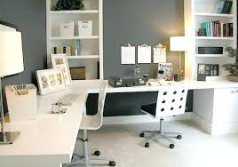 desk for bedroom ikea a light home office with a grey chair brown