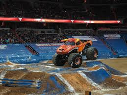 monster truck show verizon center el toro loco driven by armando castro monster jam triple u2026 flickr