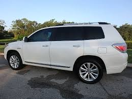 toyota highlander 2012 used 2012 used toyota highlander hybrid 4wd 4dr limited at central